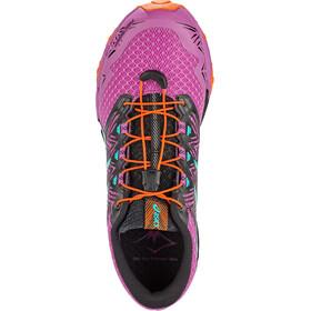asics Gel-Fuji Trabuco Sky Shoes Women, rosa/verde